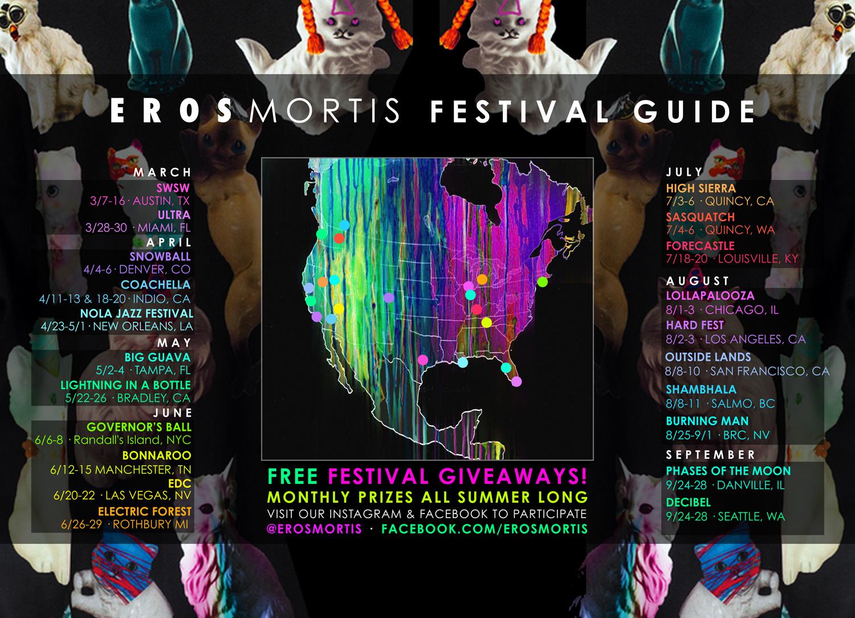 EM Festy Guide 2014